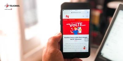 Cara Mengaktifkan VoLTE Telkomsel