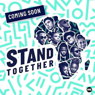 """Hino Africano de Solidariedade contra o COVID-19 """"African Anthem of Solidarity against COVID-19"""" - Stand Together (Baixar)"""