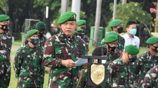 Ini Ucapan Habib Rizieq ke TNI yang Bikin Pangdam Jaya Marah