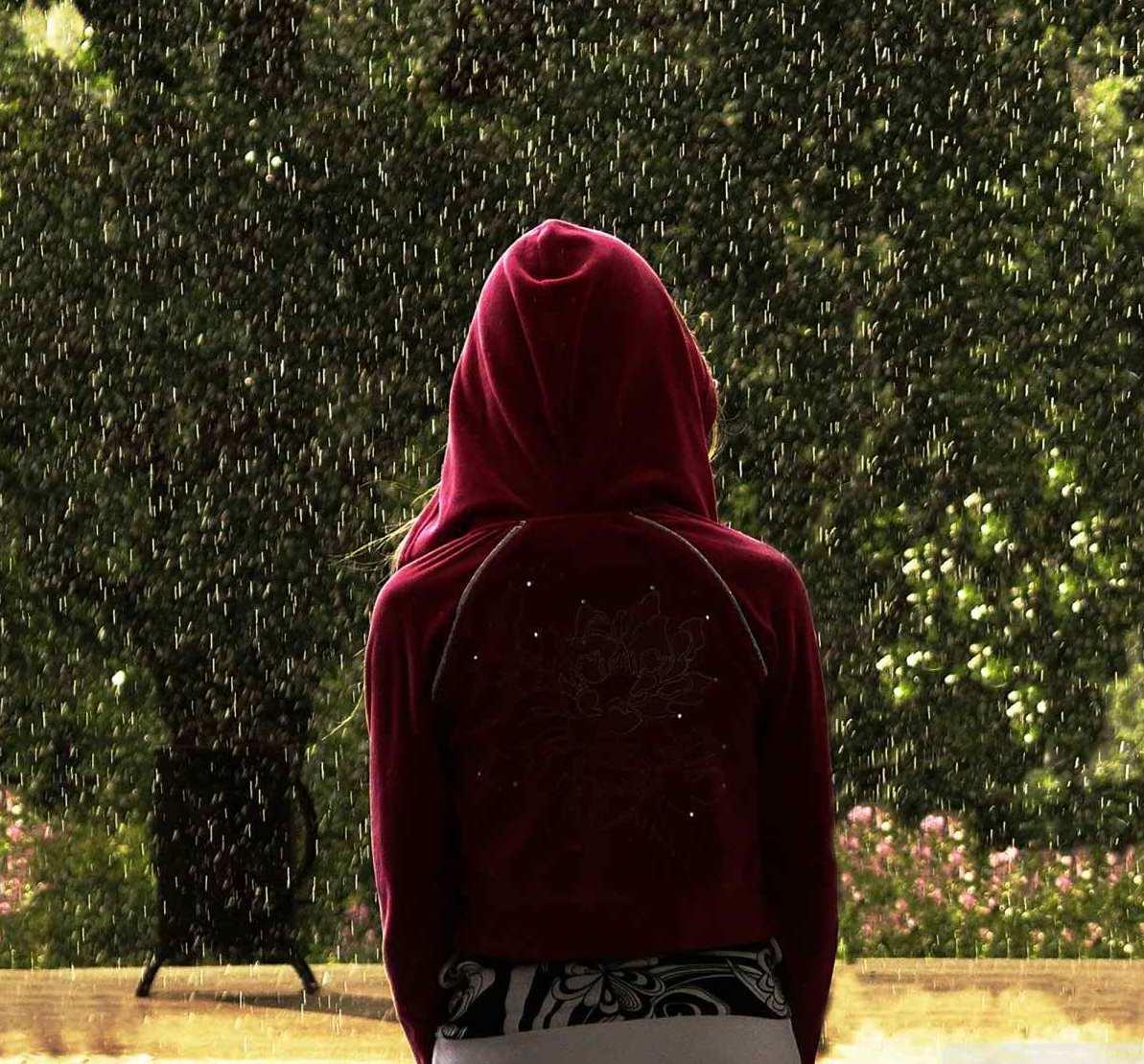 Sad Wallpaper Full Hd Girl In Rain Profile Dp For Whatsapp And Facebook