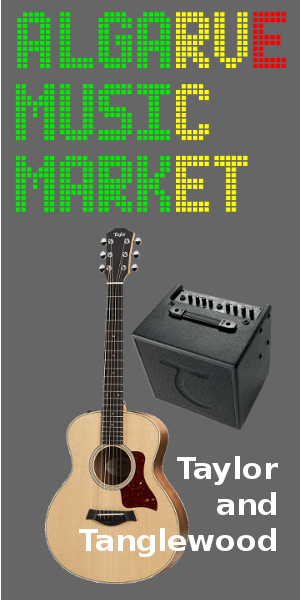 Algarve Music Market for Pre-Loved Instruments
