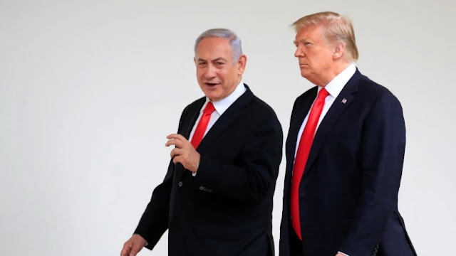 Netanyahu Confirms Peace Plan To Be Unveiled Shortly After Israeli Elections