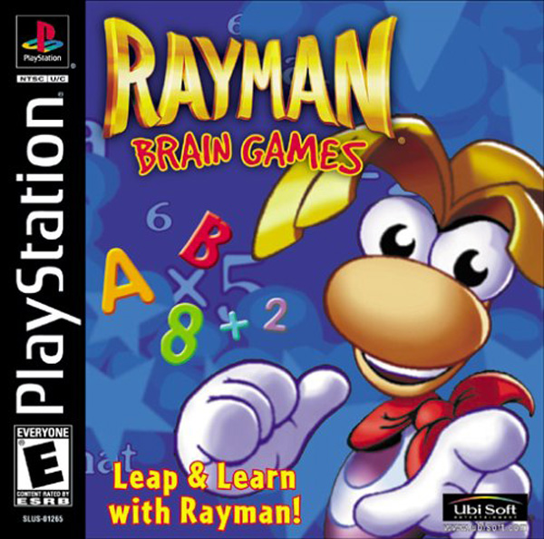 Rayman Brain Games - PS1 - ISOs Download