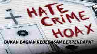 Hate Speech, Bullying Dan Hoax Bukan Bagian Kebebasan Berpendapat