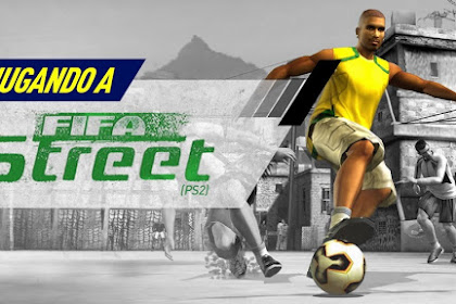 Get Free Download Game Fifa Street 1 for Computer PC or Laptop Full Crack