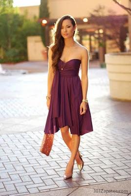 ¿Qué Zapatos Usar con Vestido?