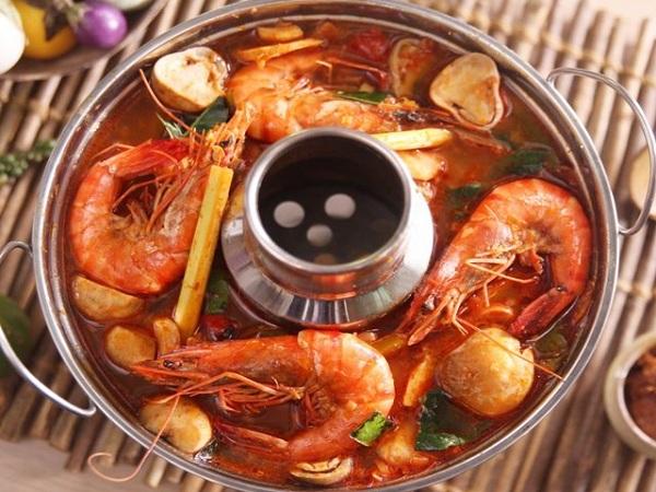 Lẩu Thái hấp dẫn từ cách chế biến cho đến hương vị