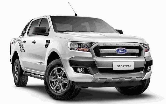 Nova Ford Ranger 2018