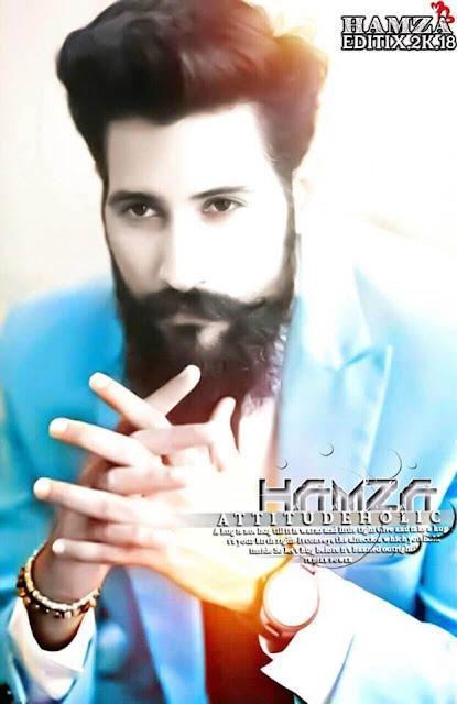 hamza beard