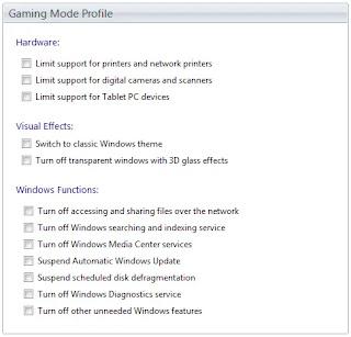 كيفية تحسين خدمات ويندوز لوضع الألعاب عن طريق برنامج Vista Services Optimizer