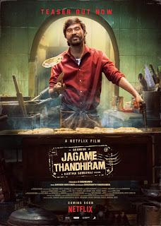 Download Jagame Thandhiram (2021) Hindi Dubbed Full Movie 480p HDRip