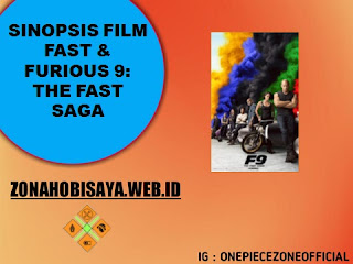FILM 2021 : Fast & Furious 9: The Fast Saga