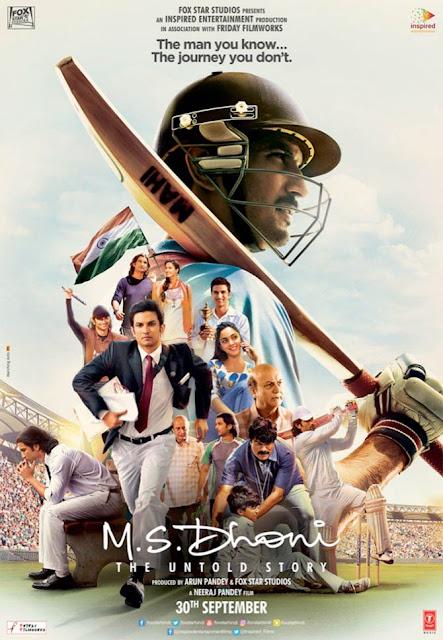 MS Dhoni full Movie Download, www.worldcupnews2019.com