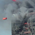 Otro incendio, ahora en World Trade Center de Bruselas