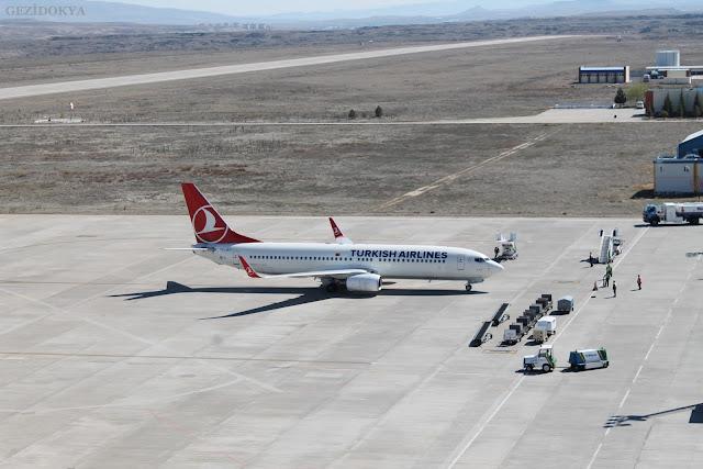 Kapadokya Havalimanı Apron