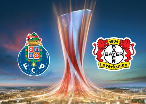 Porto vs Bayer Leverkusen -Highlights 27 February 2020
