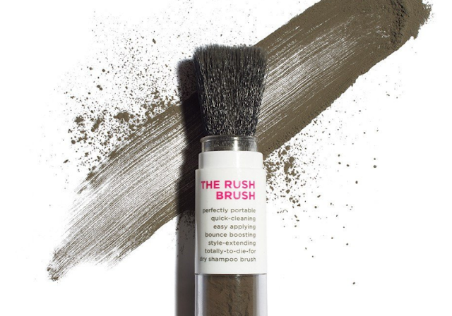 The rush brush cake beauty cheveux hair