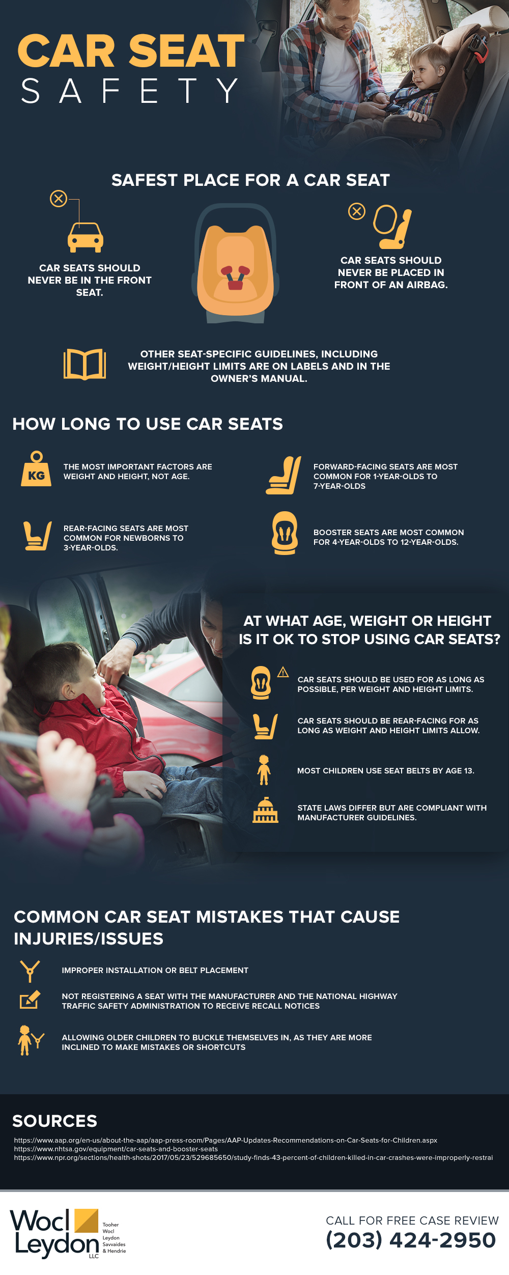 Why You Should Think About The Safety of The Family Before Driving? #Infographic