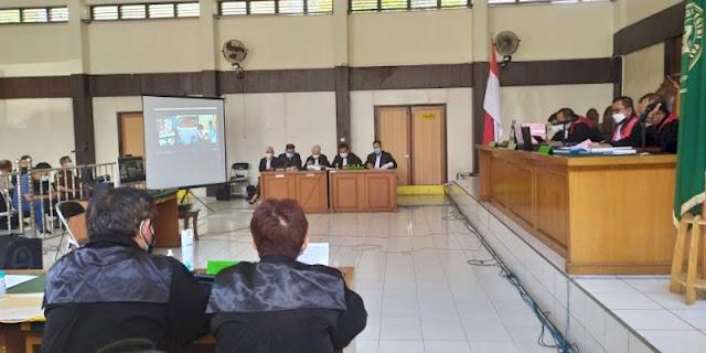 Terungkap Di Persidangan, Alex Noerdin Terima Dana Hibah Masjid Raya Sriwijaya