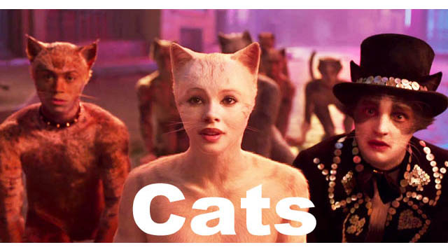 Cats (2019) English Movie 720p HD CamRip Download