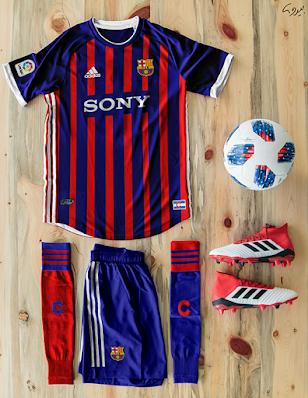 Free Football Full Kit Mockup Template