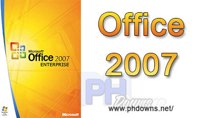 pacote office 2007 completo com serial