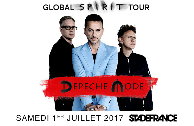 Heavy Rock Bootlegs Depeche Mode 2017 07 01 Stade De