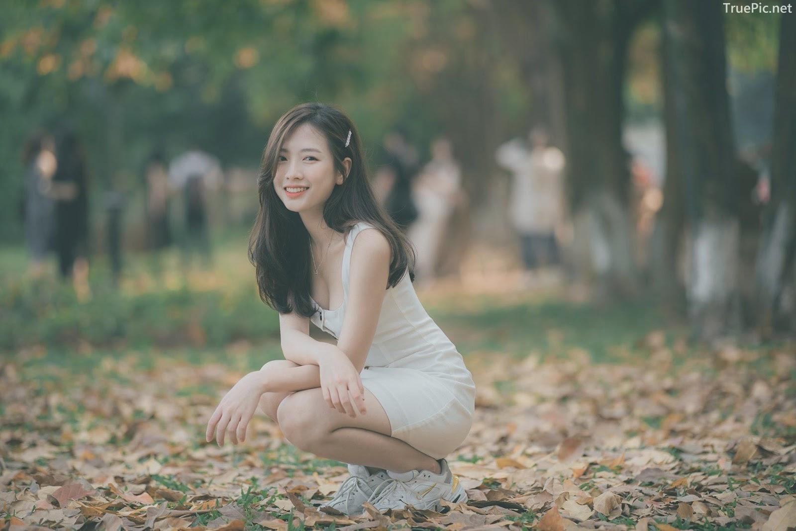 Vietnamese Hot Girl Linh Hoai - Season of falling leaves - TruePic.net - Picture 4