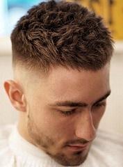 short hair for men