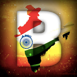 Indian Profile Picture Image and DP Photo Letter B