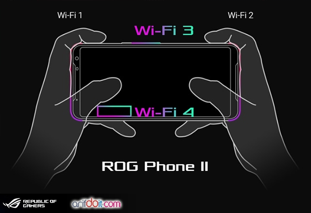 Be Gamer Dengan ROG Phone II