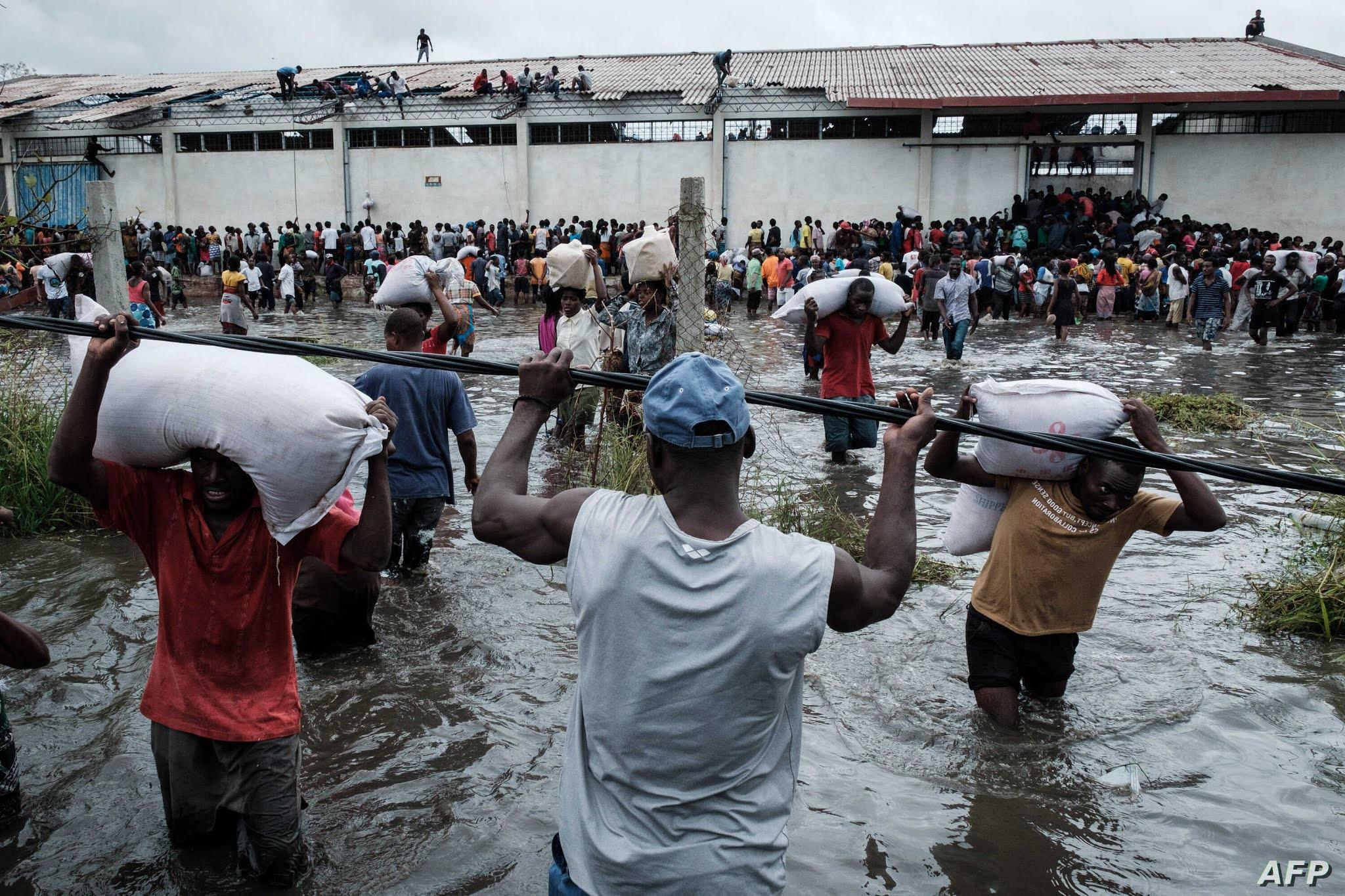 Ciclones Constantes Na Beira