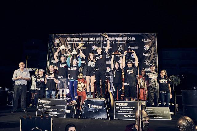 Ολοκληρώθηκε με επιτυχία Spartan Race στη Σπάρτη