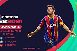 NEW PES 2021 Graphic Menu + Intro For - PES 2017
