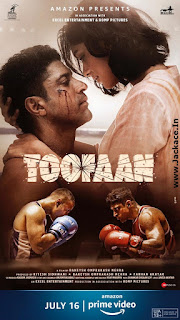 Toofan First Look Poster 8
