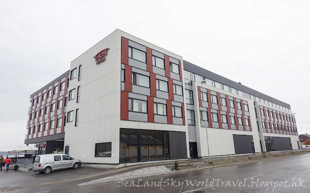 Kirkenes 挪威 Thon Hotel