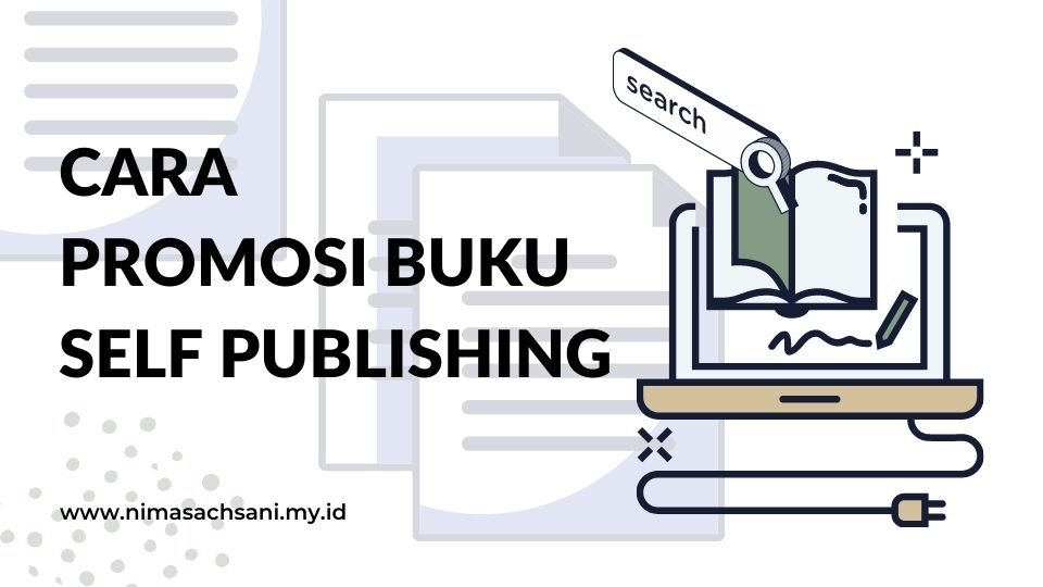 cara promosi buku self publishing