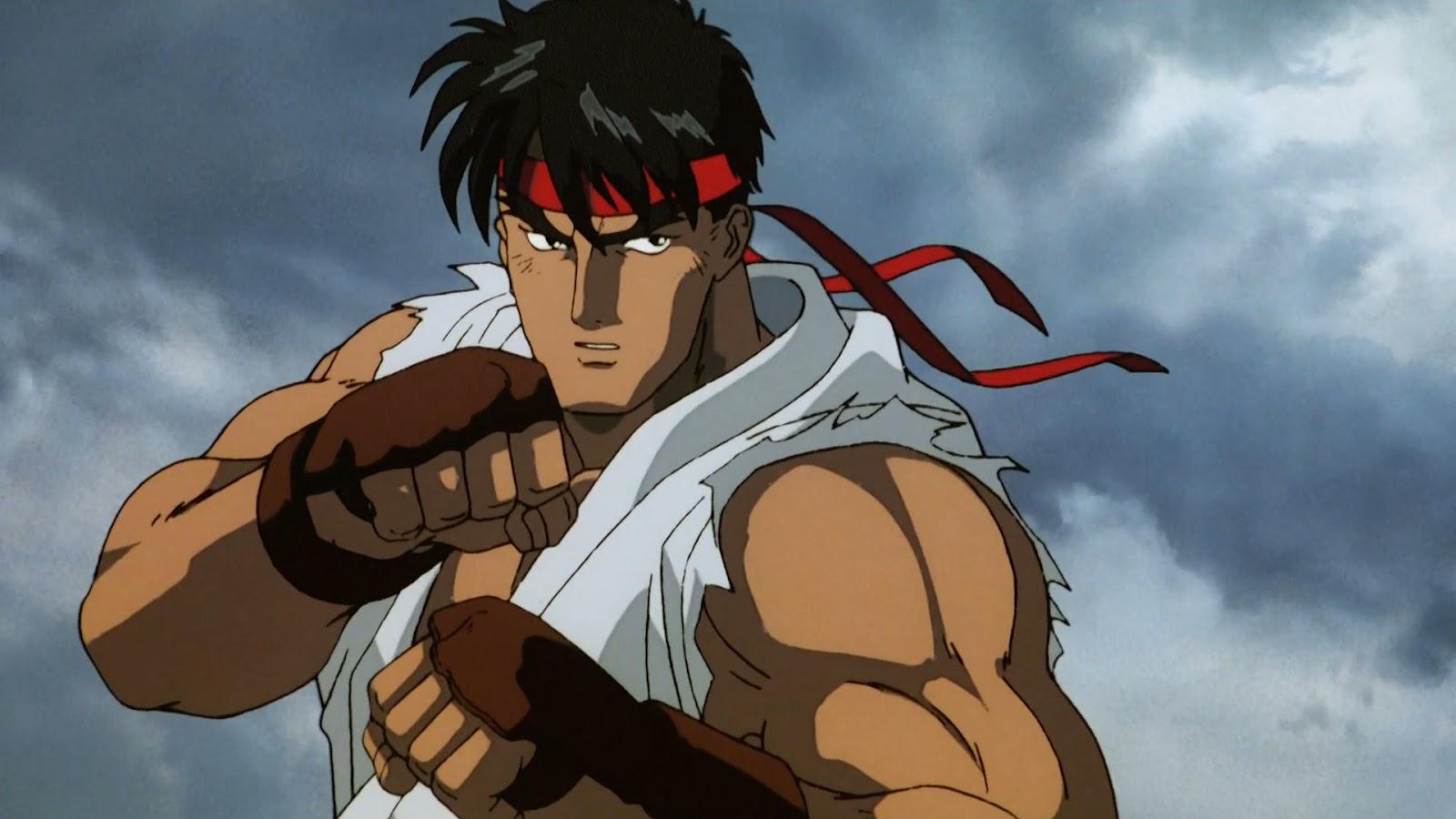 Street Fighter - Peliculas