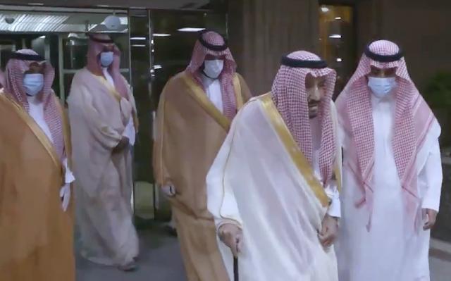 Alhamdulillah, Sukses Jalani Operasi, Raja Salman Tinggalkan Rumah Sakit