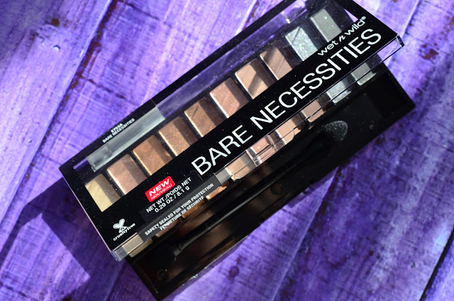 Wet n wild Bare necessities Au naturel  Бюджетный аналог  Urban Decay Naked?