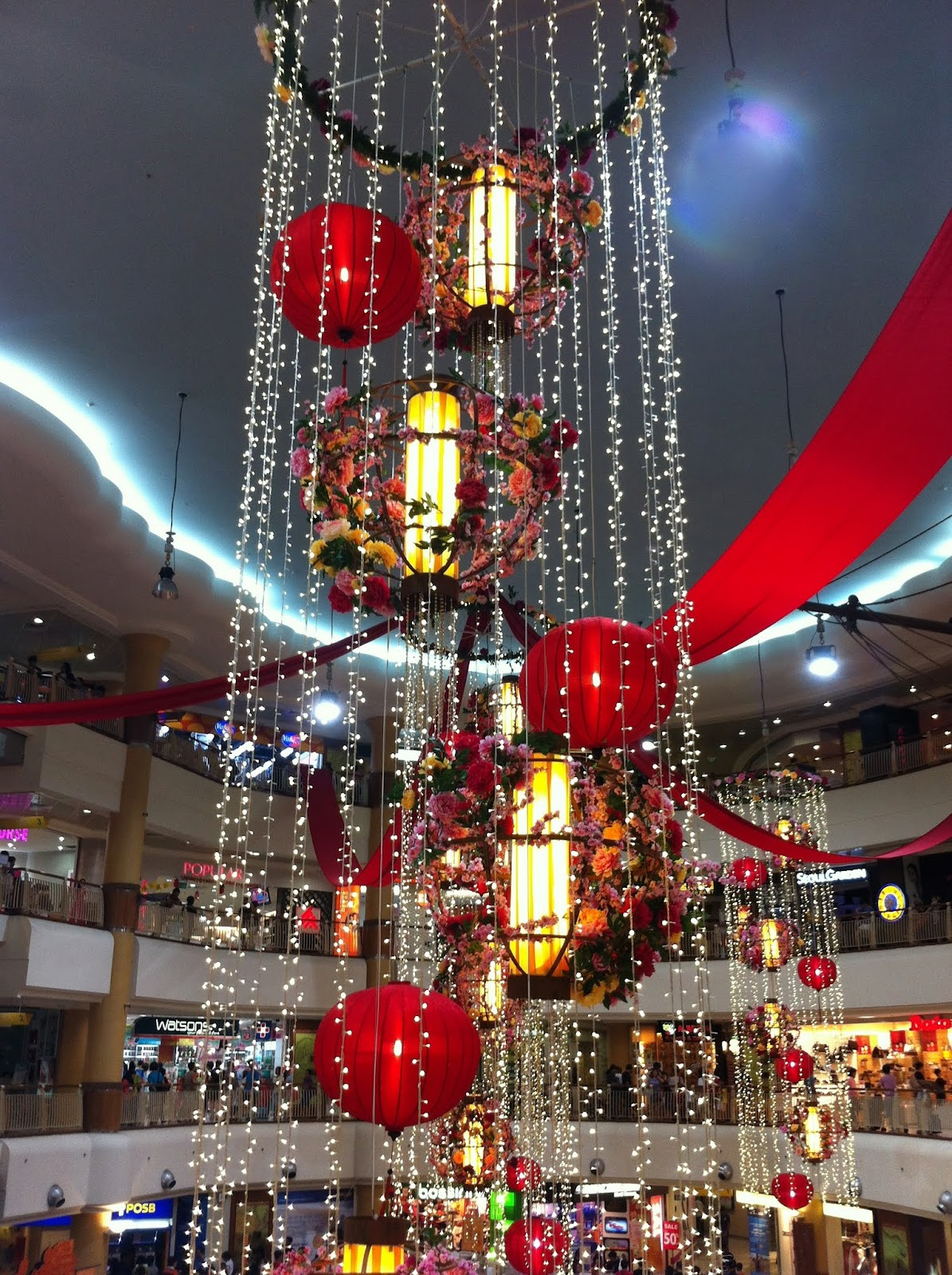 Just capture...: Chinese New Year Decoration