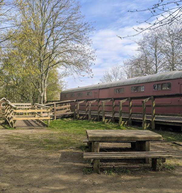 Wynyard Woodland Park : Train carriage