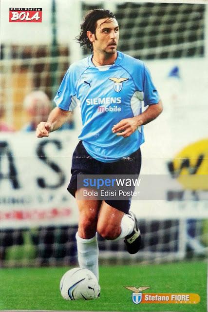 Bola Edisi Poster - Lega Calcio 2001-2002