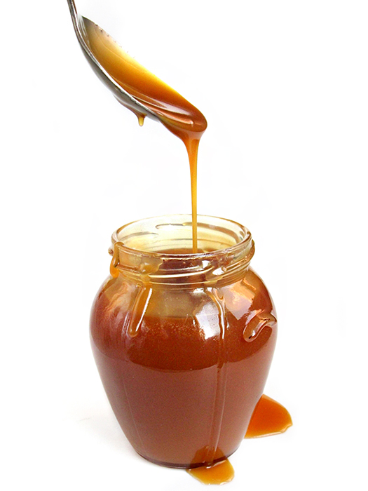 Homemade caramel sauce recipe tinascookings.blogspot.com