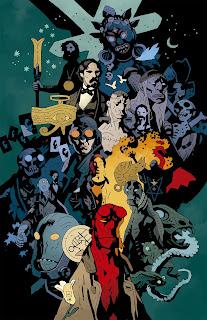 Hellboy celebra 25 años.