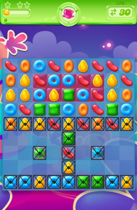 Candy Crush Jelly Saga 178