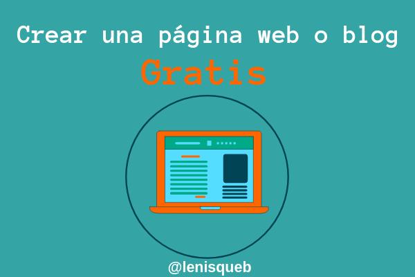 crear-pagina-web-gratis
