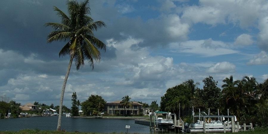 Paisajes en Marco Island