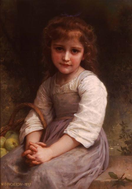 Адольф Вильям Бугро - Яблоки (1897)