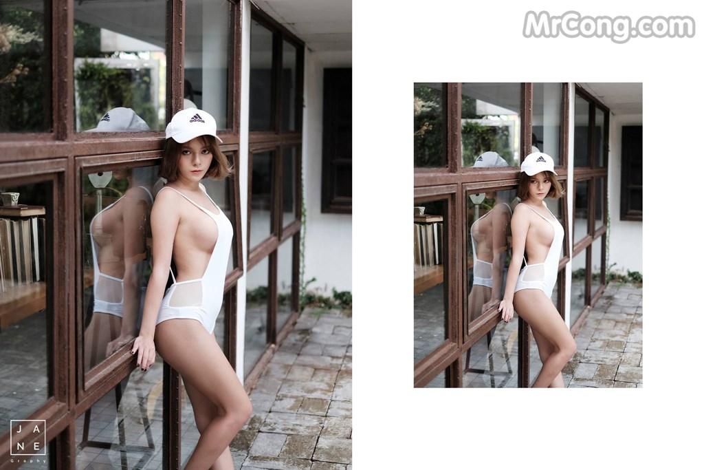 Người đẹp Suchada Pramoulkan táo bạo thả rông ngực trong bộ ảnh nội y (24 ảnh)